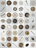 Watch cogs Stock Photography