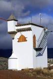 Small Watchtower on La Palma Stock Image