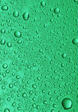 Small water drops Royalty Free Stock Photo
