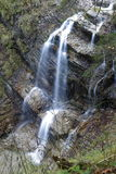 Small water fall Stock Images