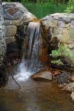 Small water falls Stock Photo