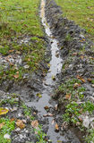 Small Watercourse Stock Image