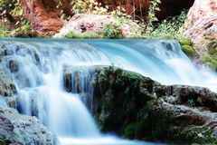 Small waterfall Stock Photography