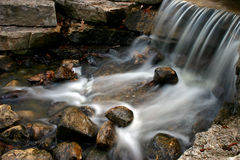 Small Waterfall Royalty Free Stock Image