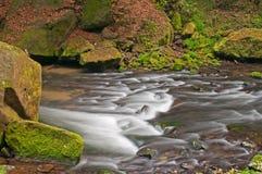 Small Waterfall royalty free stock photos