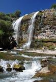Small Waterfall. In eastern Turkey Stock Photos