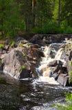 A small waterfall Stock Image