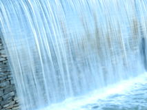 Small waterfall Royalty Free Stock Photos