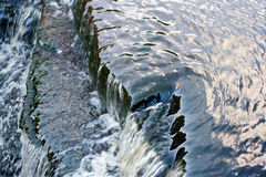 Free Small Waterfall In Stream Stock Photos - 2494773
