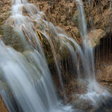 Small waterfall in Jiuzhaigou Stock Photos