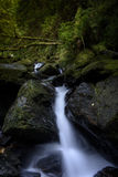 A small waterfall near torc Stock Image