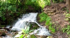Small waterfall. Stock Photography