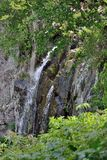 Small Waterfall -0. A small waterfall in Shenandoah National Park Royalty Free Stock Images