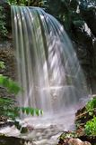A small waterfall Royalty Free Stock Photos