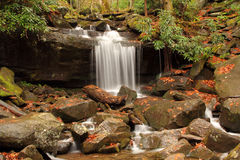 Small Waterfalls Royalty Free Stock Photography