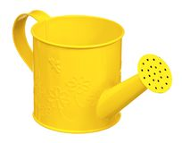 Small watering can Stock Image