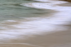 Small waves. Royalty Free Stock Photo