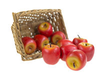 Small wax apples Royalty Free Stock Images