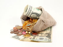 Small wealth Stock Photo
