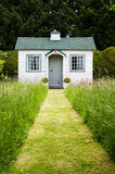 Small White House - Playhouse - White House Royalty Free Stock Images