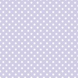 Small White Polka dots on Pastel Lavender Color. Small White Polka dots textures on Pastel Lavender Color Royalty Free Stock Photos