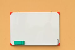 Small whiteboard Stock Images