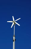Small wind turbine Stock Image