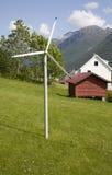 Small windmill Stock Image
