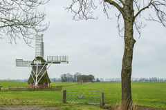 Small windmill Stock Photo