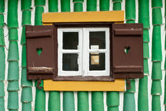 Small window Stock Images
