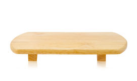 Small wooden Bench. Stock Photography