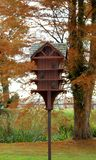 Rustic dovecote on countryside in Sussex royalty free stock photo