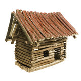 Small wooden house Stock Image