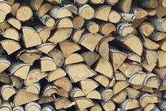 Small woodsheds Royalty Free Stock Photo