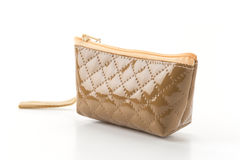 small zip bag Stock Images