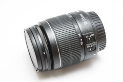 Small zoom lens. Stock Image
