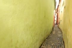 Smalle straat Royalty-vrije Stock Foto