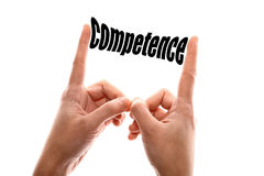 Smaller competence Stock Images