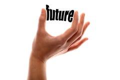 Smaller future Stock Image