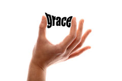 Smaller grace Stock Image