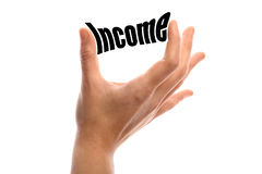 Smaller income Stock Images