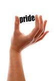 Smaller pride Stock Image