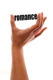 Smaller romance concept Stock Image