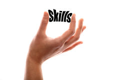 Smaller skills Stock Photos