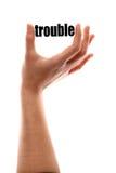 Smaller trouble Stock Photos