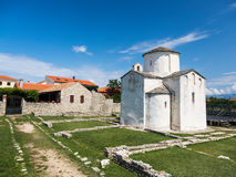 Smallest Cathedral in the World. Croatia Stock Image
