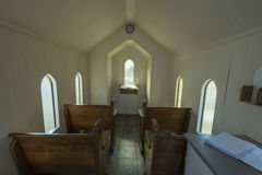 Smallest chapel Stock Photography