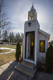 Smallest chapel Royalty Free Stock Photography