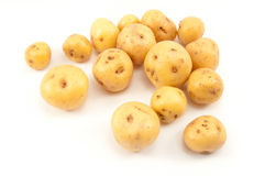 Smalls potatoes Royalty Free Stock Photography