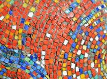 Smalt mosaic Royalty Free Stock Photography